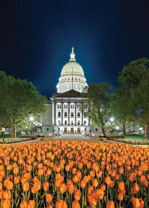 Madison Wisconsin Captiol