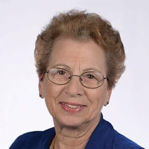 Capitol Lakes Retirement Community Leadership Team Sue Center